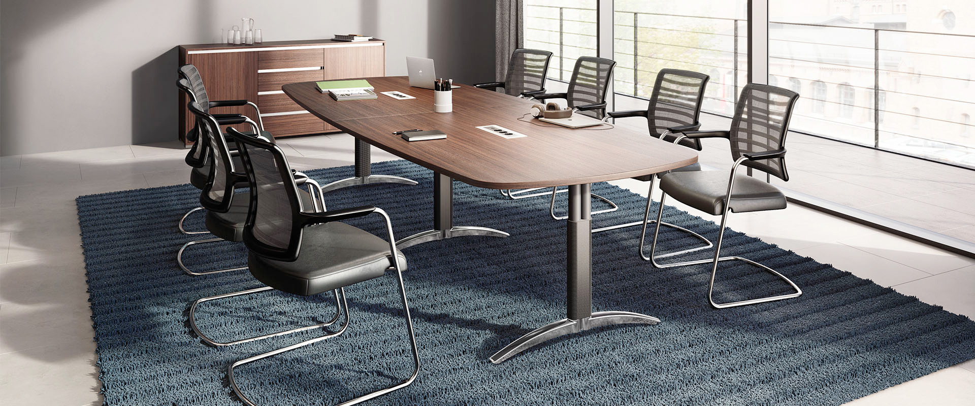 Satec Büromöbel | Wir richten Büros ein