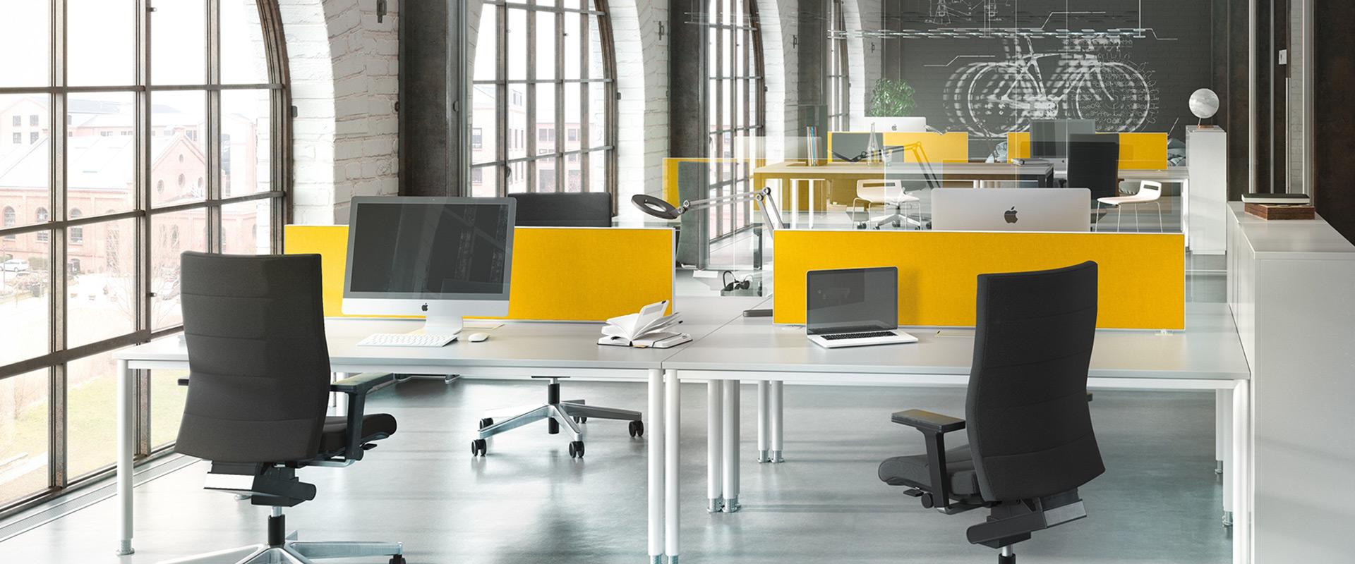 Satec Büromöbel   Wir richten Büros ein